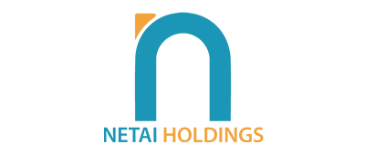 Netai Holdings Logo Designed by BraIT Consulting Graphic Designers, experts in Logo Design
