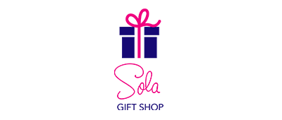 Sola Gift Shop Logo Designed by BraIT Consulting Graphic Designers, experts in Logo Design. BraIT Consulting - Web Design in Kenya | Graphics Design | Digital Marketing | SEO