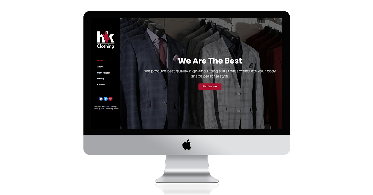 HK Clothing - Case Study